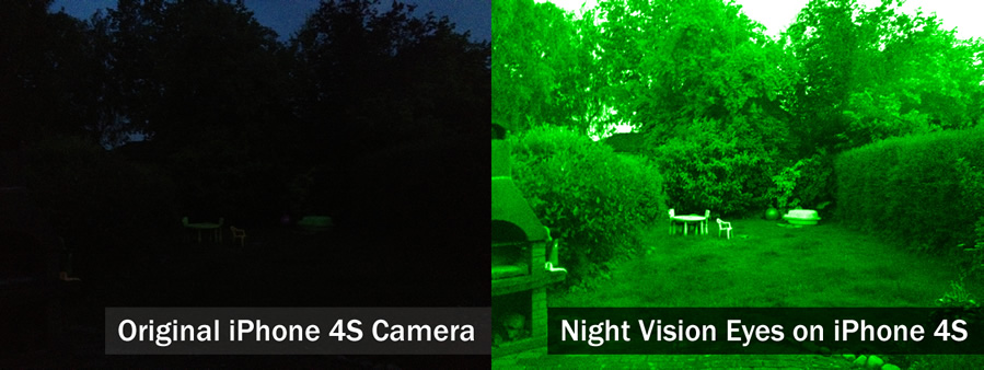 Night Vision Example